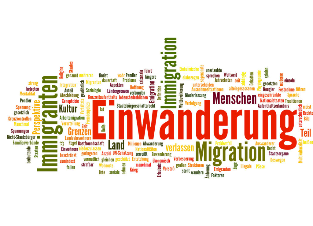 Einwanderung (Immigration, Migration)