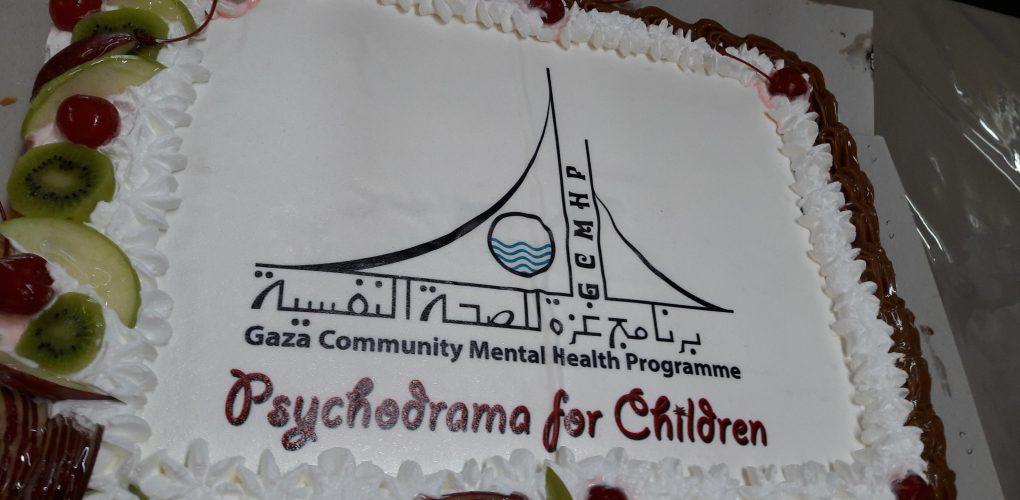 Psychodramaprojekt in Gaza blüht und gedeiht
