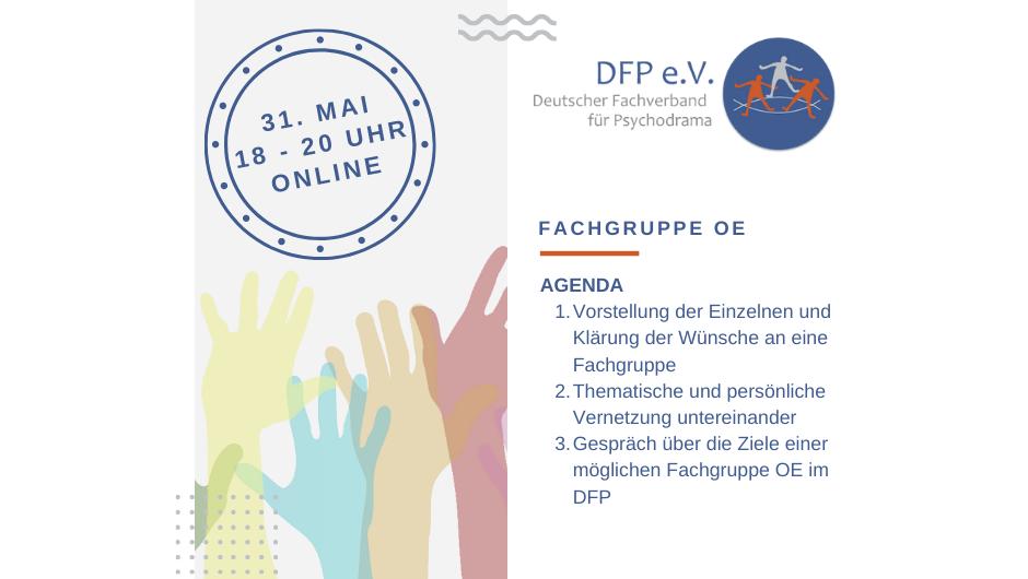 Fachbereich Organisationsentwicklung – 2. Treffen am 31. Mai 2021